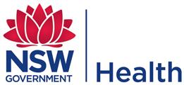 NSW Government Health Logo