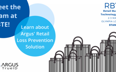 Argus to focus on Retail Loss Prevention solutions at RBTE 2018