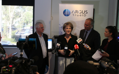 Government grant bolsters Argus TrueID to become a global biometrics leader