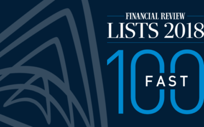Argus TrueID named in AFR Fast100 List for 2018
